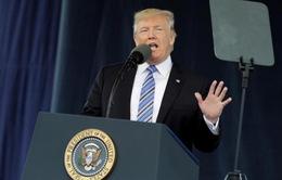 """Tổng thống Donald Trump: Kho hạt nhân của Mỹ """"mạnh hơn bao giờ hết"""""""