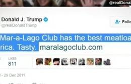 Thịt băm viên - Món ăn yêu thích của Tổng thống Donald Trump