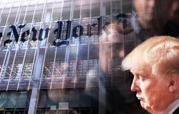 Nhà Trắng khuyên tờ New York Times xin lỗi Tổng thống Trump