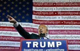 Tổng thống Donald Trump sở hữu hơn 3.600 địa chỉ website