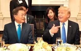 Tổng thống Hàn Quốc hội đàm Tổng thống Mỹ
