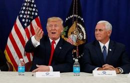 Tổng thống Mỹ tiếp tục cảnh báo Triều Tiên