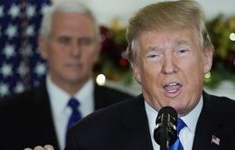 Tổng thống Mỹ công nhận Jerusalem là thủ đô Israel