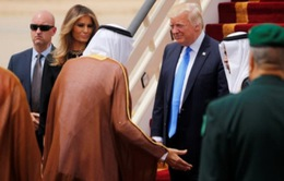 Tổng thống Mỹ công du Trung Đông