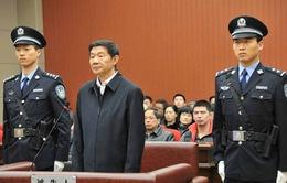 Trung Quốc kết án tù chung thân cựu Phó Tỉnh trưởng An Huy