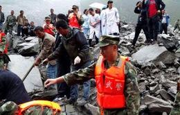 Trung Quốc nâng cảnh báo thảm họa địa chất