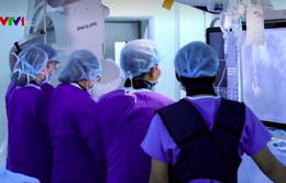 Trung tâm can thiệp tim mạch độc lập đầu tiên tại Việt Nam