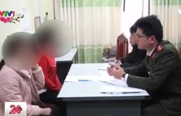 Giải cứu 2 học sinh bị lừa bán sang Trung Quốc