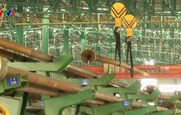 Châu Âu áp mức thuế mới đối với thép Trung Quốc