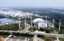 Thung lũng năng lượng Mặt Trời tại Trung Quốc