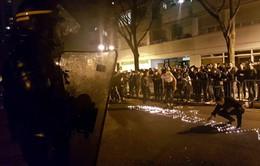 Căng thẳng giữa cảnh sát Pháp và cộng đồng người Hoa