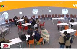 Pháp mở trung tâm tị nạn mới cho phụ nữ và trẻ em di cư