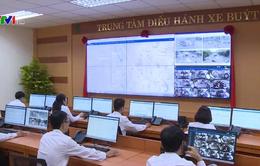 Hà Nội ra mắt Trung tâm điều hành xe bus thông minh