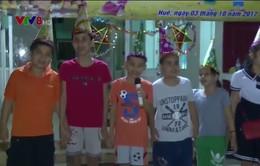 Trung thu của trẻ em khiếm thị ở Thừa Thiên Huế