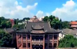 Khám phá vẻ đẹp tinh tế của đảo Cổ Lãng Tự (Trung Quốc)
