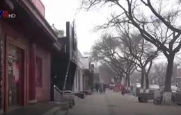 Quy hoạch vỉa hè - Kinh nghiệm từ Trung Quốc