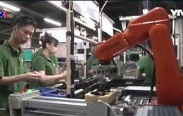 Xu hướng tự động hóa trong các nhà máy ở Trung Quốc