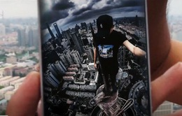 Những người thách thức tử thần trên các tòa nhà chọc trời tại Trung Quốc