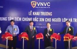 Khánh thành Trung tâm tiêm chủng vaccine lớn nhất Việt Nam