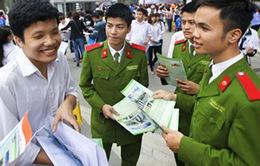 Hà Nội công bố lịch đăng ký sơ tuyển vào các trường Công an