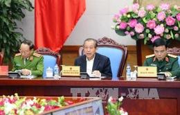 PTT Trương Hòa Bình: Sẽ xử lý nghiêm cán bộ bảo kê cho tội phạm