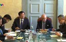 Việt Nam tăng cường hợp tác tư pháp với Italy và Pháp