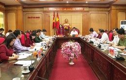 Tăng cường sự lãnh đạo của Đảng với công tác tôn giáo