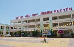 Hoãn thi hành án vụ tranh chấp tại trường Mầm non - Tiểu học Thanh Nguyên
