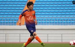 Xuân Trường lần đầu đá chính cho đội 1 của Gangwon FC