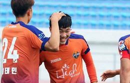 Đá chính và kiến tạo 2 bàn, Xuân Trường góp công lớn trong chiến thắng của Gangwon FC