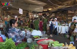 Khó truy xuất nguồn gốc thực phẩm bán ở chợ