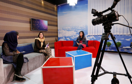 Afghanistan mở kênh truyền hình dành cho phụ nữ