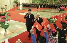 Truyền thông Trung Quốc viết về chuyến thăm của Tổng Bí thư Nguyễn Phú Trọng