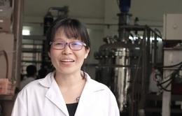 Nữ tiến sĩ Việt Nam lọt top 100 nhà khoa học châu Á