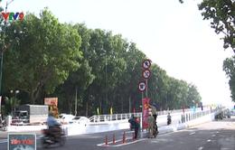Thử nghiệm mở lối lưu thông mới nhằm giảm ùn tắc ở sân bay Tân Sơn Nhất