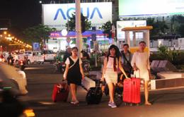 Không xảy ra ùn ứ tại sân bay Tân Sơn Nhất trong đêm trước kỳ nghỉ lễ 2/9