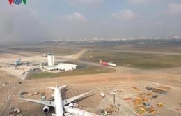 Bộ Tài chính đề xuất chỉ định thầu mở rộng sân bay Tân Sơn Nhất
