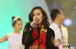 Khánh Linh nhớ lại khoảnh khắc nghẹn ngào khóc ở Cặp lá yêu thương