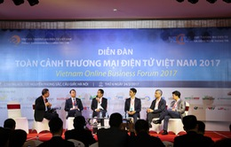 Diễn đàn Toàn cảnh Thương mại điện tử VN 2017: Nhiều chủ đề nóng