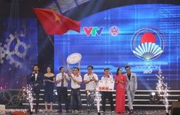 LH - NICESHOT của ĐH Lạc Hồng vô địch Robocon Việt Nam 2017