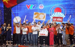 Xem lại những trận đấu cuối cùng tại VCK Robocon Việt Nam 2017