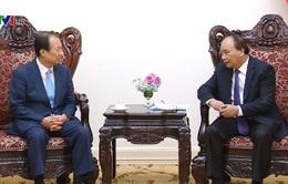 Thủ tướng tiếp Chủ tịch Tổng giám đốc Công ty Samsung điện tử