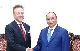 Thủ tướng tiếp Đại sứ  Cộng hòa Czech