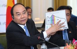 Thủ tướng dự Diễn đàn đầu tư Việt Nam tại New York