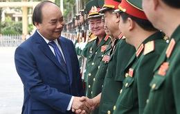Thủ tướng: Học viện Quốc phòng cần đạt tầm cỡ khu vực và quốc tế