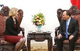 Thủ tướng mong Đại sứ New Zealand làm cầu nối cho DN sang Việt Nam