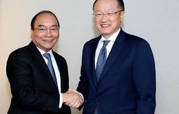 Thủ tướng tiếp Chủ tịch Ngân hàng Thế giới