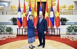 Quốc hội Việt Nam và Lào cần tăng cường giám sát, tạo điều kiện cho các dự án đầu tư