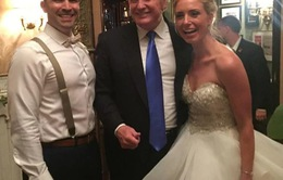 Bất ngờ vì được Tổng thống Mỹ dự đám cưới