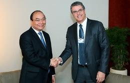 Thủ tướng tiếp Tổng giám đốc WTO